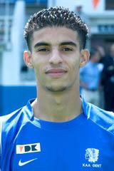 Image result for Mbark Boussoufa
