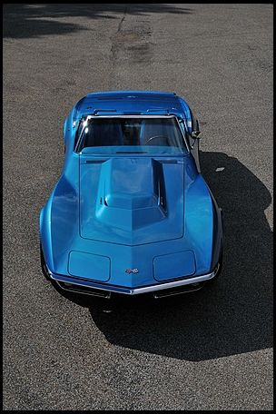 1969 Chevrolet Corvette L88 Convertible 427/430 HP