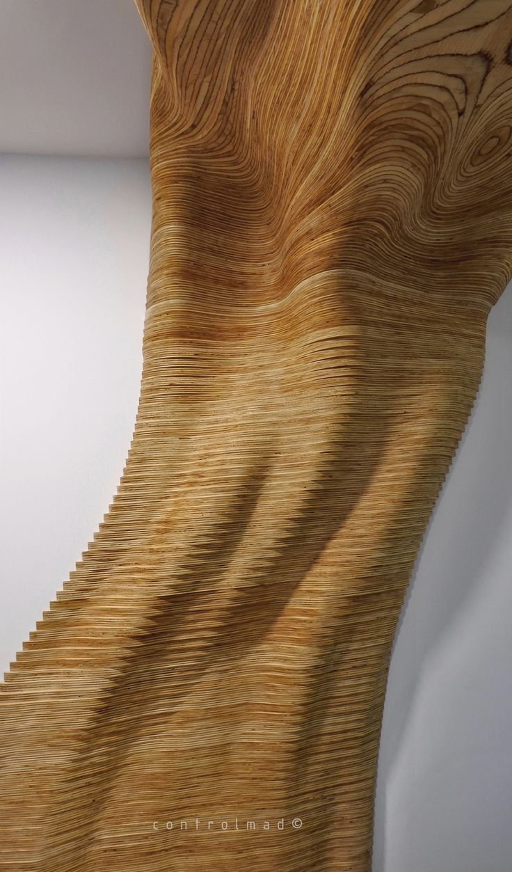 Good Inspired by nature and wood as the only material used we have created these organic