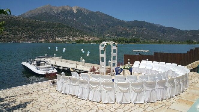 Seaside Geni Lefkada wedding in Lefkas