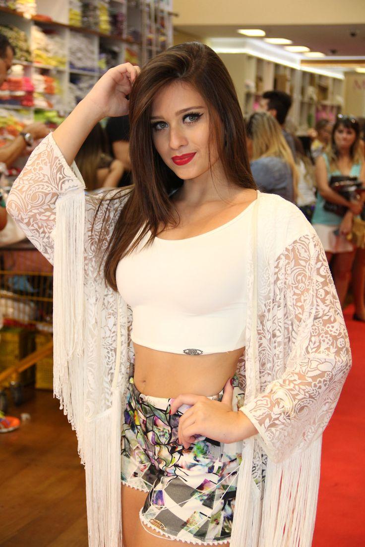 Blogueira Flavia Pavanelli