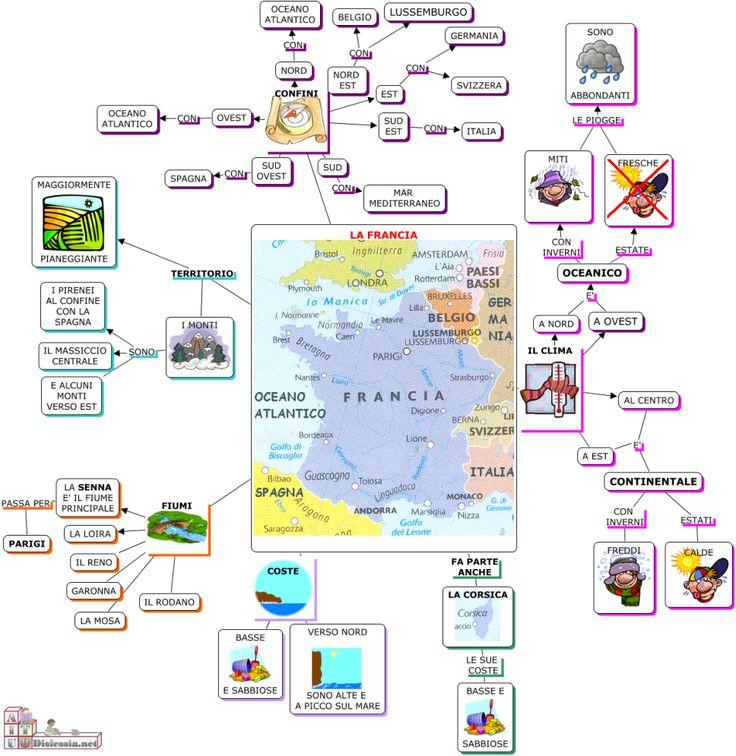 Cartina Muta Umbria 5 Elementare Pinterest Muta Fisica E Politica