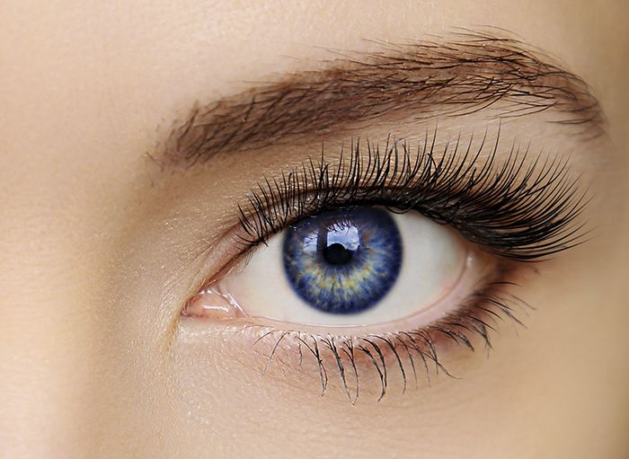The secret to lashes with SERIOUS oomph!