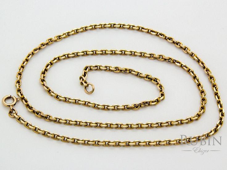 Arany rolo nyaklánc