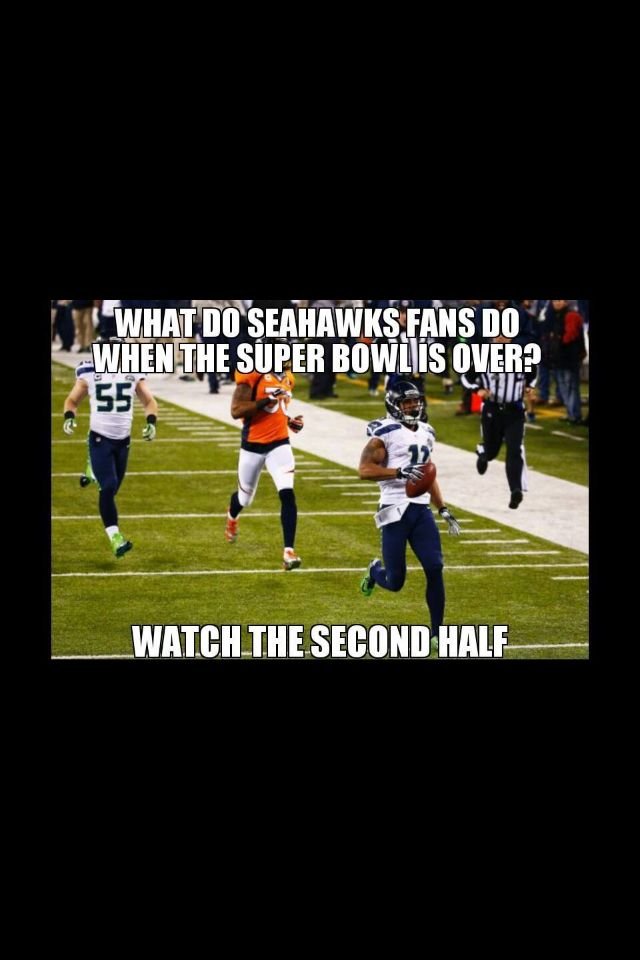 Seattle Seahawks Superbowl Champions!