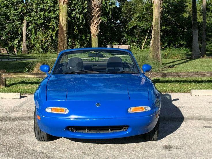 1992 Mazda Mx5 Miata 1992 Mazda Mx5 (roadster) Jdm