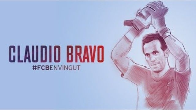 Las mejores paradas de Claudio Bravo