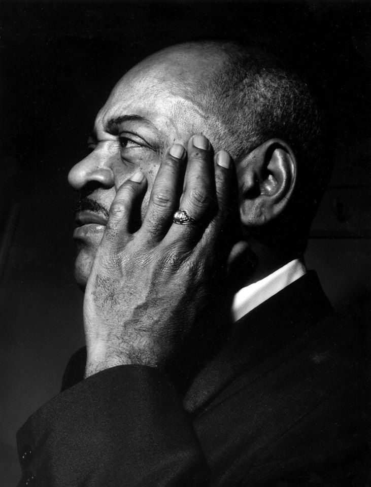 Coleman Hawkins, by Terry Cryer