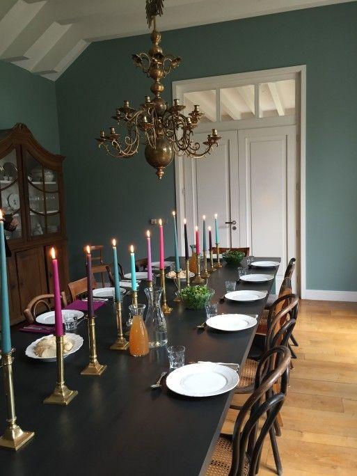 Totally Tony 228 - Kreide Emulsion - Kreidefarbe - aqua Wand und Möbelfarbe