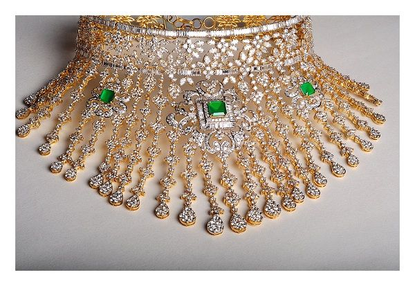 Bridal Bliss - A diamond necklace to die for  by PP Jewellers