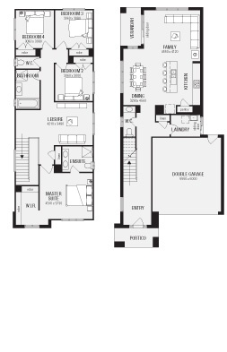 Banksia New Home Floor Plans Interactive House Plans