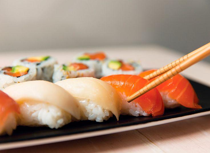 Sushi restaurant # Lille Sumo Oslo
