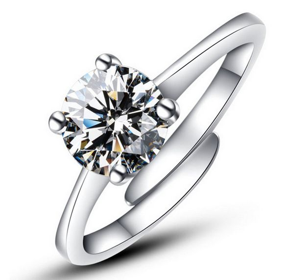 Free shipping Adjustable new Charming AAA CZ diamond wedding Rings for women Gift Platinum plated silver Jewelry new Personality //Price: $ 8.97 & FREE Shipping //     #jewelry #jewels #jewel #fashion #gems #gem #gemstone #bling #stones   #stone #trendy #accessories #love #crystals #beautiful #ootd #style #accessory   #stylish #cute #fashionjewelry  #bracelets #bracelet #armcandy #armswag #wristgame #pretty #love #beautiful   #braceletstacks #earrings #earring