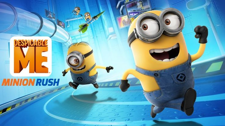 Despicable Me: Minions Rush // Gru's loyal yellow gibberish-speaking Minions are ready for their toughest challenge in Despicable Me: Minion Rush. Play as a Minion and com...