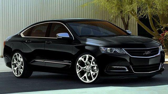 New 2016 Impala Sunroof