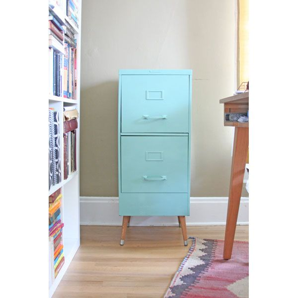 Filing Cabinet Makeover Masterpieces - The Cottage Market