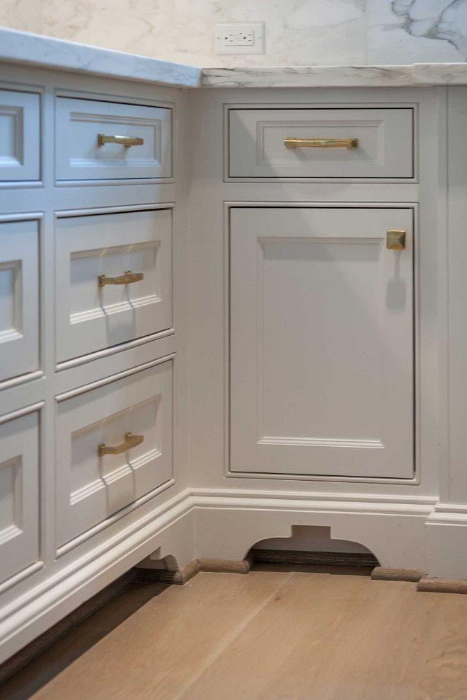 Best 20 kitchen cabinet pulls ideas on pinterest - Kitchen cabinet interior hardware ...