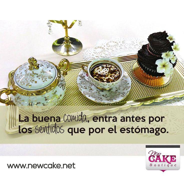La buena comida entra antes por los sentidos que por el estómago.  www.newcake.net #newcakeboutique #weddingcake #cakeart #marcoantoniolopez #cursoscakes