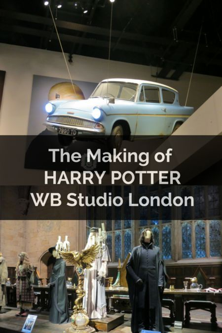 Tips for visiting The Making of Harry Potter - Warner Bros. Studio Tour London | Visiting Harry Potter Studios in London | London with Kids | #familytravel #London #Londonwithkids #HarryPotter #HarryPotterFan #HarryPotterStudios | Gone with the Family