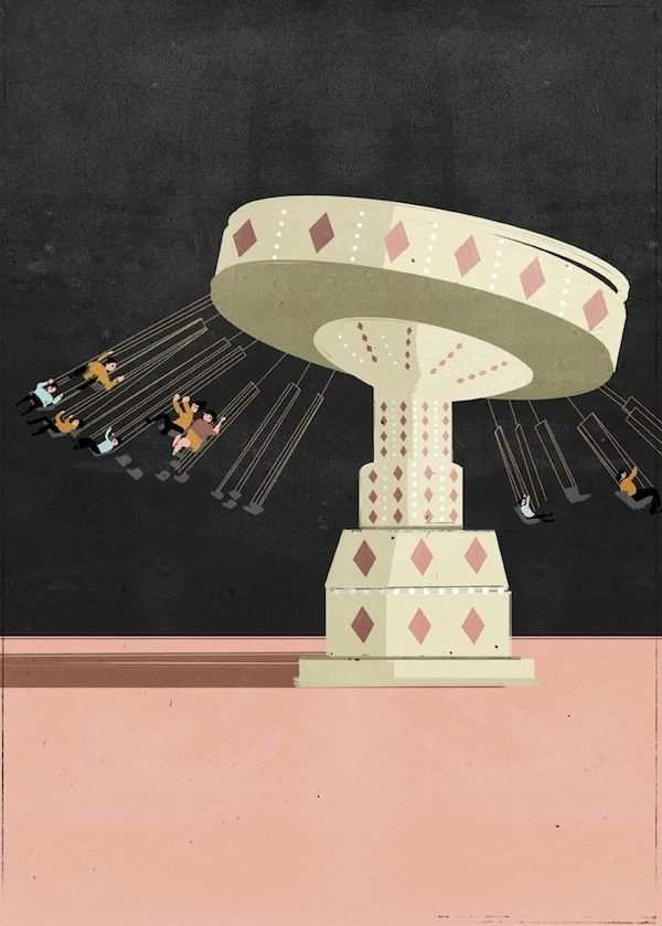 10 New Sweet and Surreal Illustrations by Shout - My Modern Metropolis