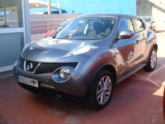 Nissan Juke de ocasión en Pontevedra motor 1.5 DCI de 110 c.v. del año 2014, con 25.000 kms por 14.900 € www.buscocoches.es #cochesde ocasión