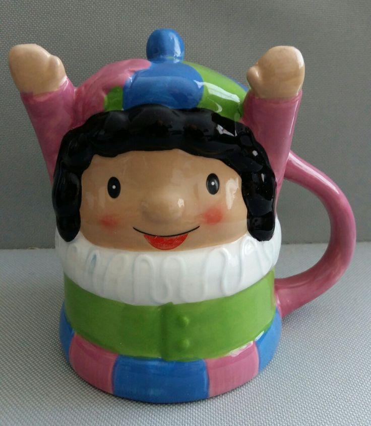 Beker Zwarte Piet