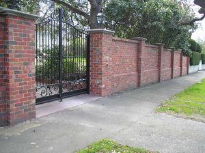 24 best fence idea images on pinterest portal wood gates and bricks melbourne recycled bricks second hand quality bricks and pavers beaver bricks portfolio workwithnaturefo