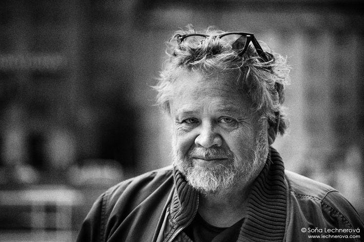 Rozhovor s fotografem Antonínem Kratochvílem