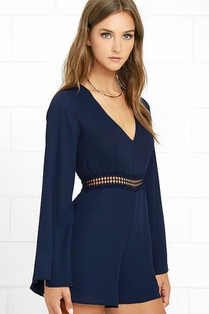 Cute, sexy rompers and jumpsuits for Women and Juniors
