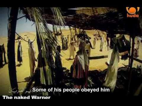 The naked warner - YouTube
