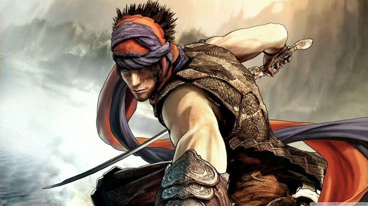 Prince Of Persia Prodigy Video Game HD desktop wallpaper