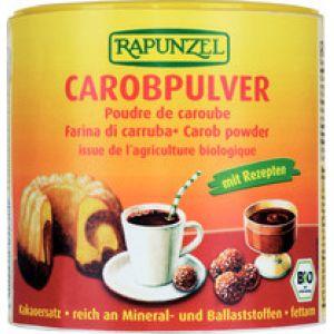 Pudra de carob are un gust placut, inlocuieste cu succes pudra de cacao. Magazin online cu alimente bio, Miere de manuka, cosmetice bio.