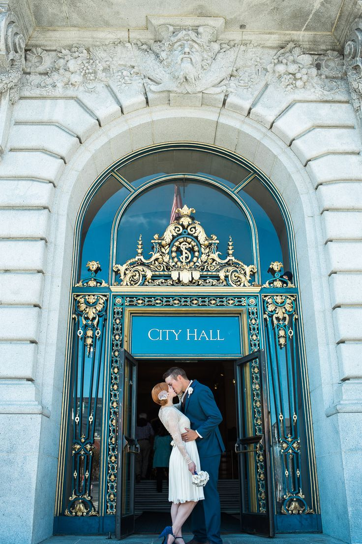 intimate wedding packages atlantga%0A San Francisco City Hall Elopement Wedding Photography   Kyle Loves Tori  Photography