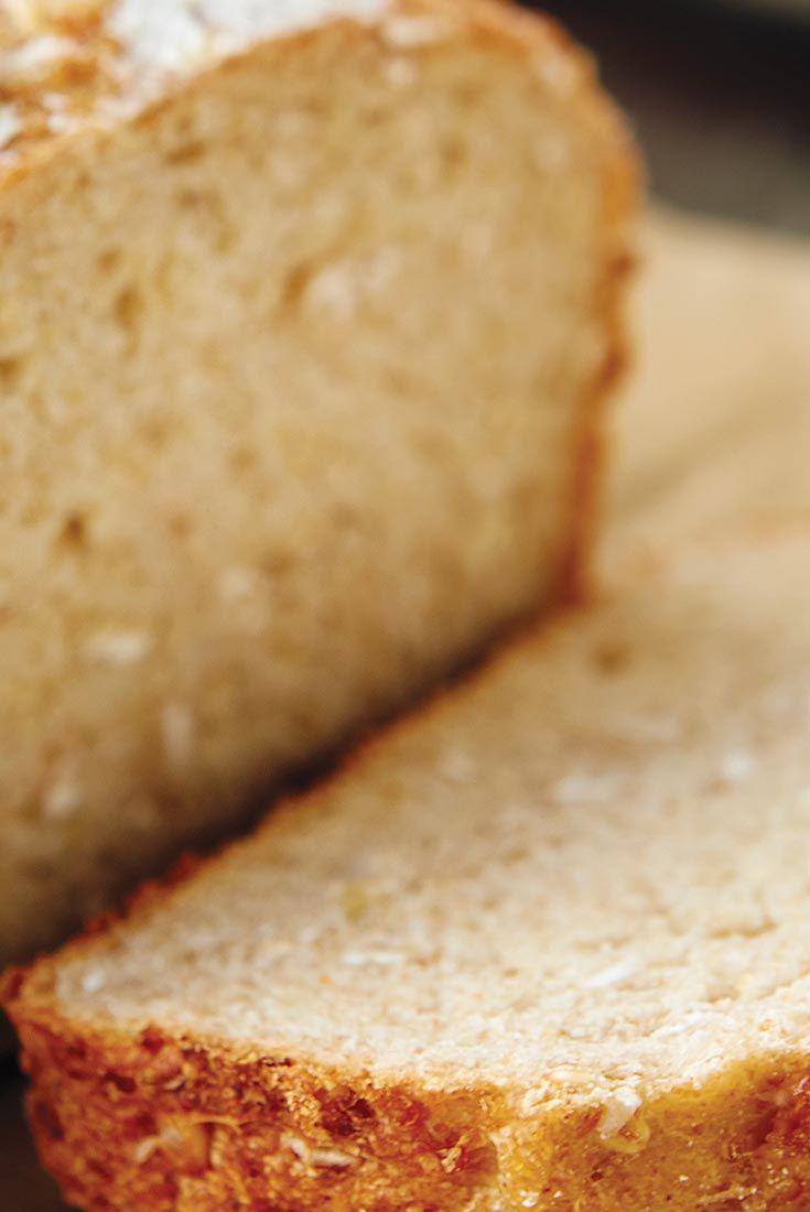 Sourdough Honey Quinoa Bread Recipe - King Arthur Flour