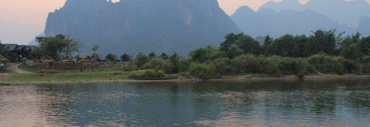 Başka Türlü Bir Kasaba: Vang Vieng