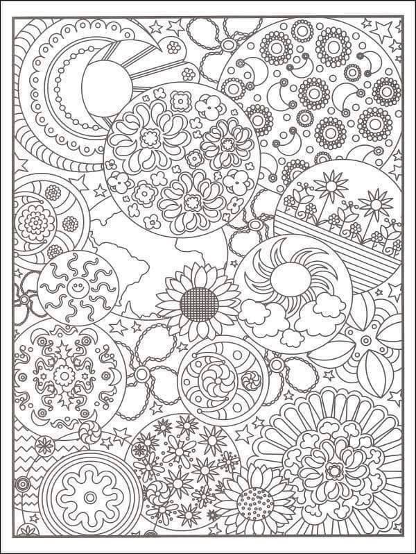Curious Cats and Kittens / Whimsical Woodland Creatures Flip Book: 2 Great Adult Coloring Books in 1! (Creative Stress Relieving Adult Coloring Book Series)