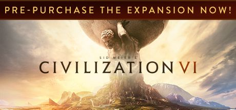 [Steam] Midweek Madness: Sid Meier's Civilization VI 24.99/ 29.99/ $29.99 (50% off). ends december 1