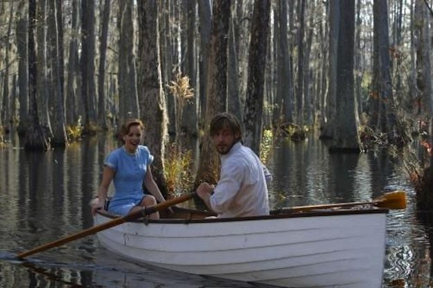 Scenes that are the same in Nicholas Sparks movies.... Haha