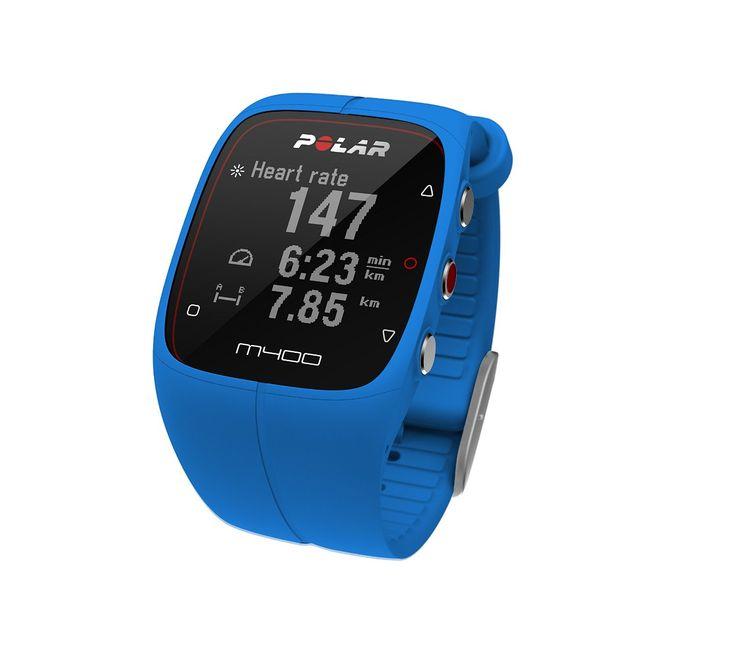 ¡Oferta! Polar M400 - Reloj de entrenamiento con GPS integrado y registro de actividad por 128 euros.