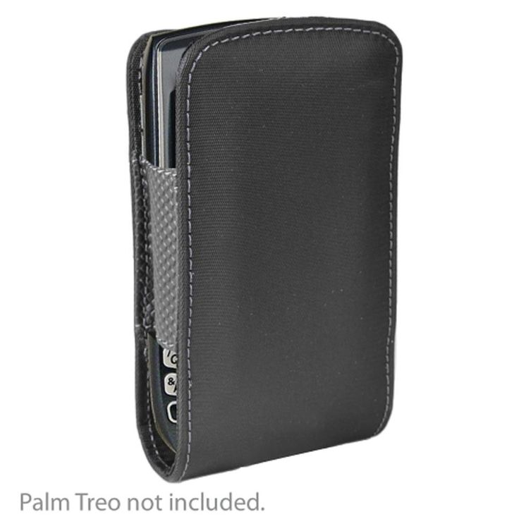 Nylon Slip Case for Palm Treo Smartphone (Black)