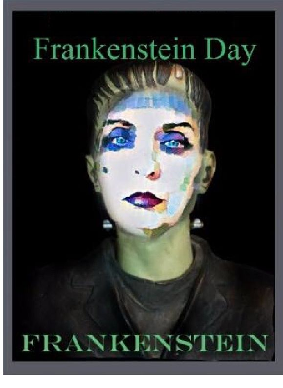 The Day Commemorates Shelley And Her Novel Which Is Seen As A Paragon Of Gothic Horror And Science Fiction During The Romantic Science Fiction Novels Fiction