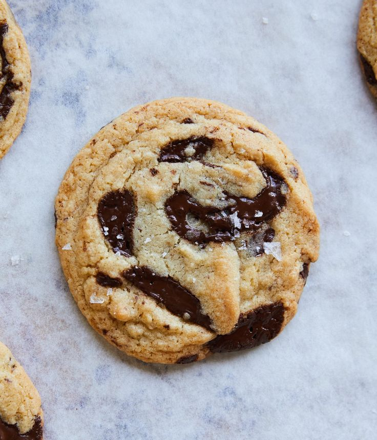 Tara's Chocolate Chip Cookies