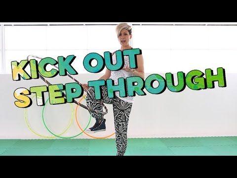 Kick Out Step Through - Leg Hooping Tutorial