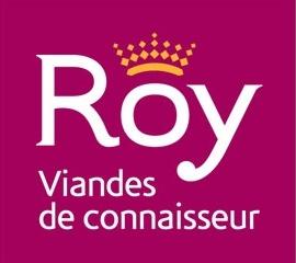 Identité de marque pour Roy - Viandes de connaisseur. Identité visuelle réalisée par @leBel communication  http://www.lebelcom.com/
