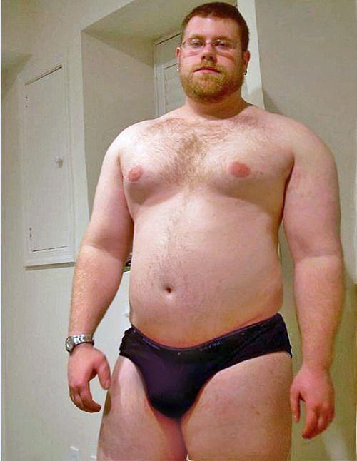 chubby bears in underwear