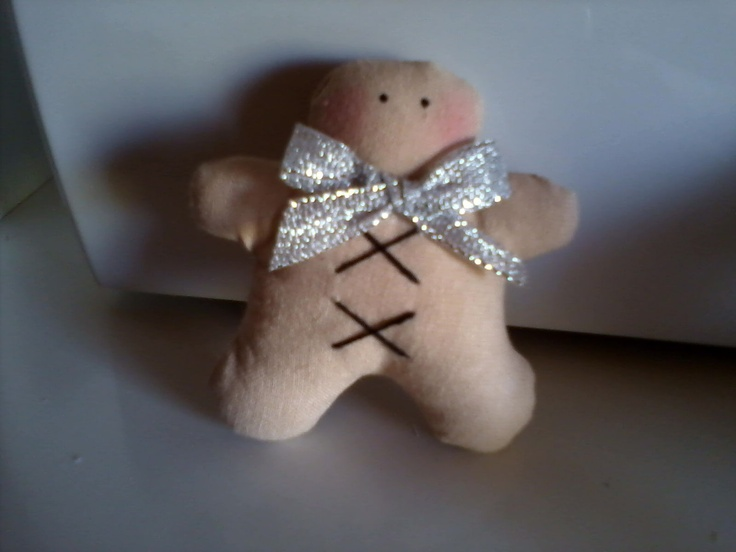 Don'na du lar: Minha rena tilda + PAP de biscoito de natal ginger tilda