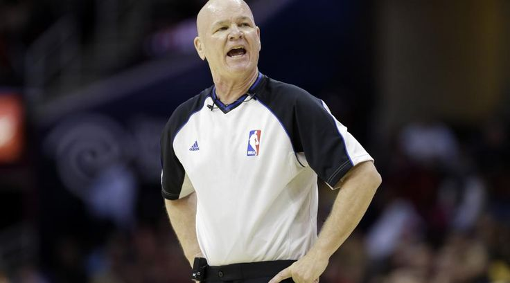 Joey Crawford Says He Was Fined for Miscue During Heat-Spurs Finals