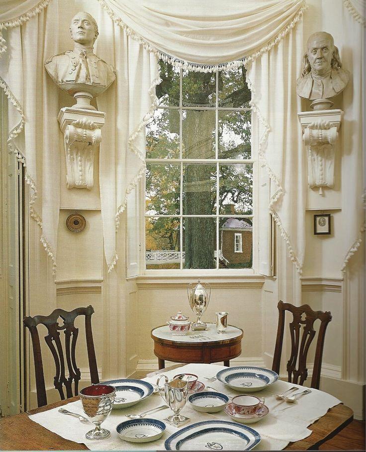 Cccartwheelsinyourhonour: U201c Tea Room, Monticello, Charlottesville,  Virginia: Thomas Jeffersonu0027s Tea Room At Monticello Is A Decorative Scheme  In The True ... Part 82