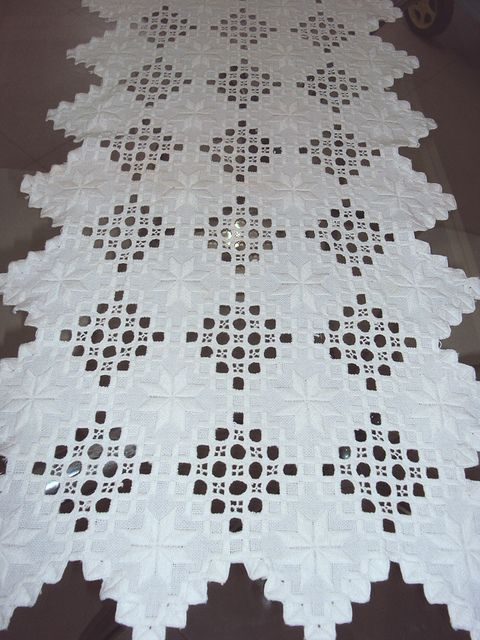 Would love to do this hardanger one day.
