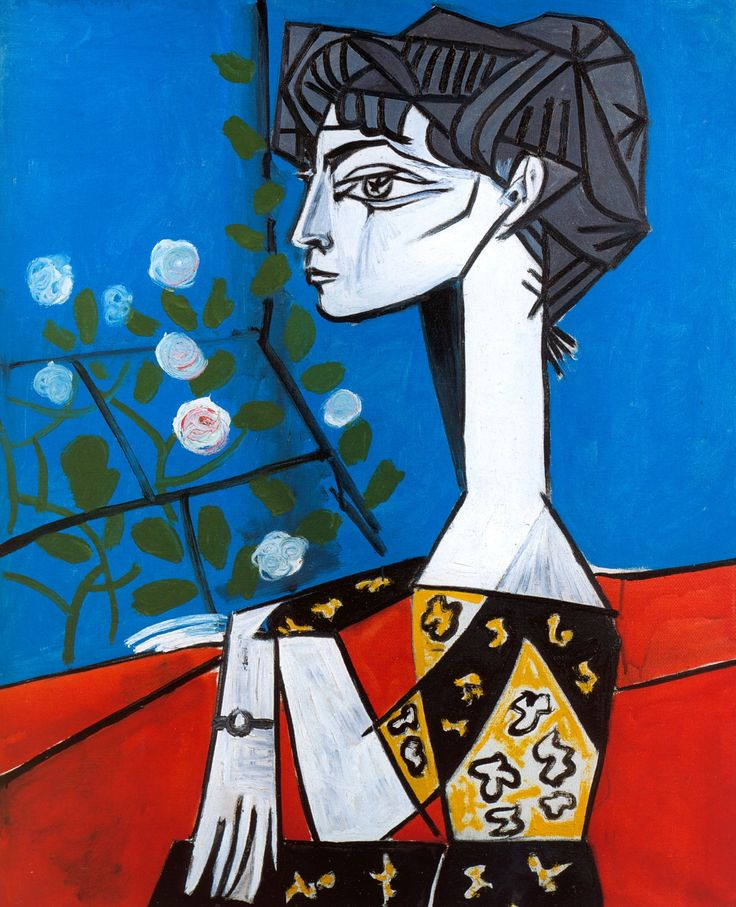Jacqueline - Picasso